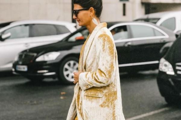 Tρόποι για να φορέσεις το βελούδο στo casual look!