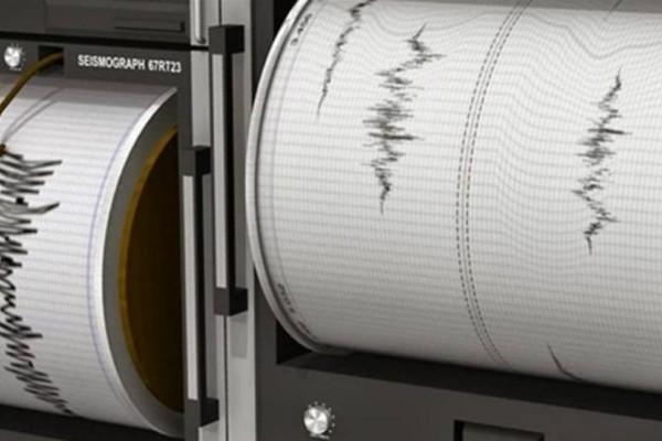 Σεισμός στην Σάμο!