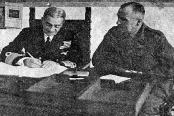 Σαν σήμερα στις 07 Μαρτίου το 1948 έγινε η επίσημη τελετή της ενσωμάτωσης των Δωδεκανήσων στην Ελλάδα