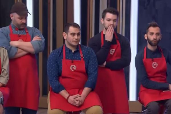 Χαμός στο Master Chef! O Τζώρτζης υπονοεί ότι η παρουσίαση στη δοκιμασία ήταν δική του ιδέα! O Τιμολέων...