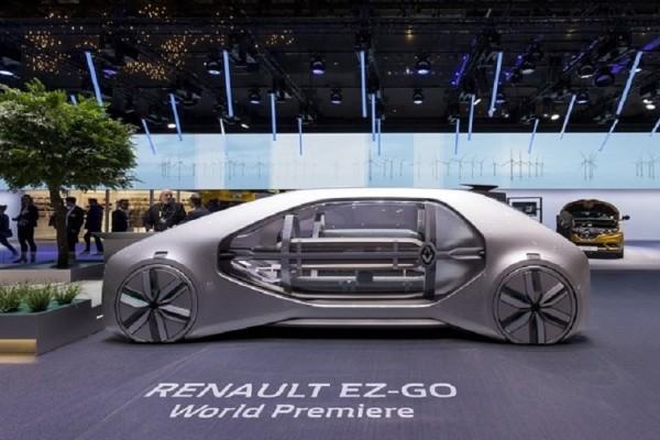 Ένα ταξίδι στην Γενεύη με προορισμό το μέλλον: Αυτοκίνητα του 2018 που έχουν έρθει από το μέλλον ! (photos)