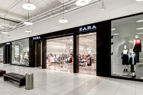 Zara: Το λευκό ανοιξιάτικο φόρεμα που δεν θα βγάζετε από πάνω σας!