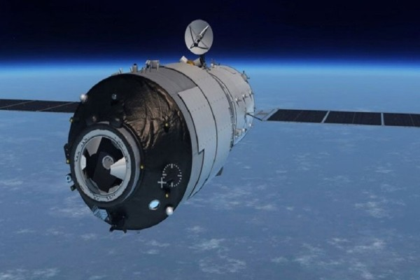 Έτοιμος να πέσει στη Γη κινεζικός διαστημικός σταθμός! - Δεν αποκλείεται να καταλήξει και στην Ελλάδα!