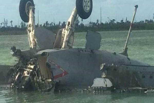 Τραγωδία στις ΗΠΑ: Δύο νεκροί από συντριβή μαχητικού αεροσκάφους