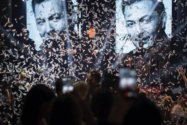 «Σήκωσε» τη Θεσσαλονίκη στην πρεμιέρα του ο Νίκος Μακρόπουλος (photos)