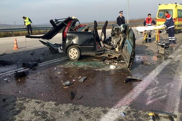 Φρικτό τροχαίο στην Ξάνθη: Δύο νεκροί και επτά σοβαρά τραυματίες!