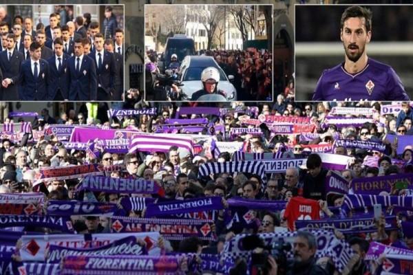 Όλη η Ιταλία αποχαιρέτα τον Νταβίντε Αστόρι: Ciao capitano! (photos)