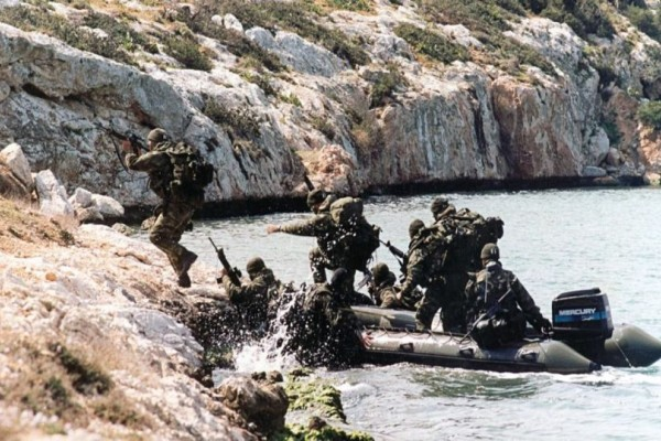 Έκτακτη άσκηση των Ενόπλων Δυνάμεων στα Δωδεκάνησα!