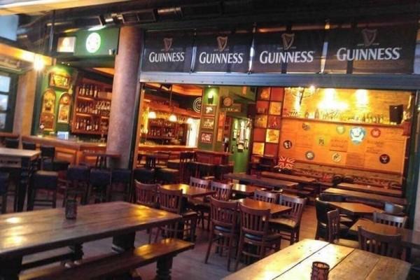 Εβδομάδα Saint Patrick's στο Green Rose!