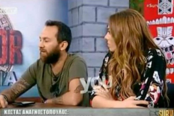 Survivor 2 Panorama: Ο Κώστας Αναγνωστόπουλος «αδειάζει» τον Χάρο! «Ψήφισε την Σπυροπούλου γιατί...»