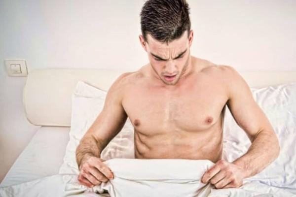 Άνδρες προσοχή: Αυτό το σχήμα πeους σας πάει ένα βήμα πιο κοντά στο... καρκίνο!