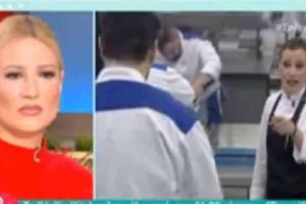 Hell's Kitchen: Λιποθύμησε παίκτρια στην δοκιμασία! Πάγωσε ο Μποτρίνι! (Βίντεο)