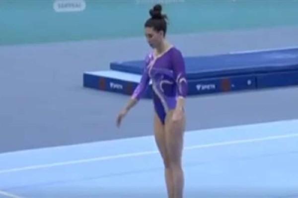 Νέα διάκριση για την Ελλάδα: «Ασημένια» η Ιωάννα Ξουλόγη στο Παγκόσμιο Κύπελλο στο Μπακού!