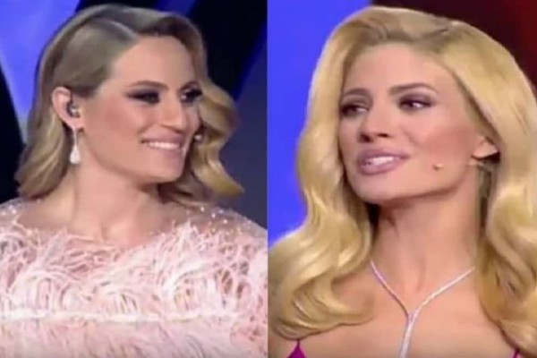 DWTS: Η τελευταία εμφάνιση της Ελεονώρας Μελέτη στο σόου πριν γεννήσει και ο συγκινητικός αποχαιρετισμός της Αραβανή! (Video)