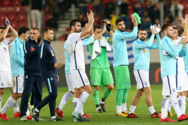 Στο Epsilon ως το 2020 θα μεταδίδονται οι αγώνες της Εθνικής Ελλάδας ποδοσφαίρου!