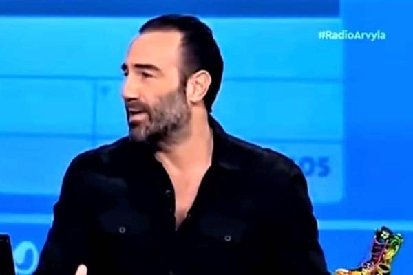 Έξαλλος ο Αντώνης Κανάκης με την βάναυση κακοποίηση του σκύλου από φαντάρους! (video)