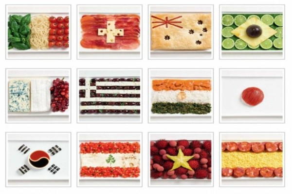 Ποιο είναι το κορυφαίο εθνικό πιάτο σε κάθε χώρα της Ευρώπης; Ποια θεωρείται η TOP ελληνική γεύση; (γράφημα)