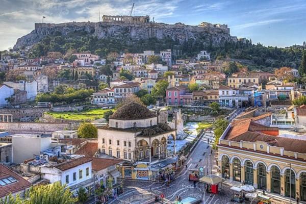 Δεν θα το πιστεύετε: Αυτή είναι η πιο πυκνοκατοικημένη περιοχή της Αθήνας!
