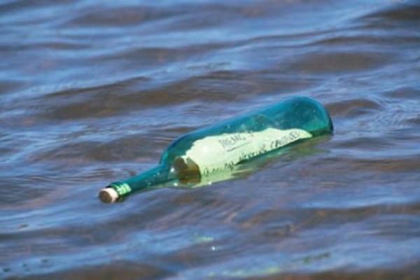 Μάντεψε ποιο είναι το παλαιότερο μήνυμα σε μπουκάλι που έχει πετάξει κάποιος στην θάλασσα!