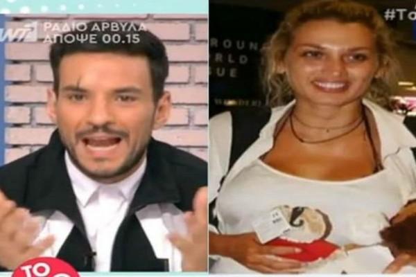 Ο Κώστας Τσουρός προσέβαλε δημοσίως τη Σπυροπούλου: «Έχει ταλαιπωρήσει τόσους ανθρώπους και απλά στο Survivor δεν μπορούσε...» (video)