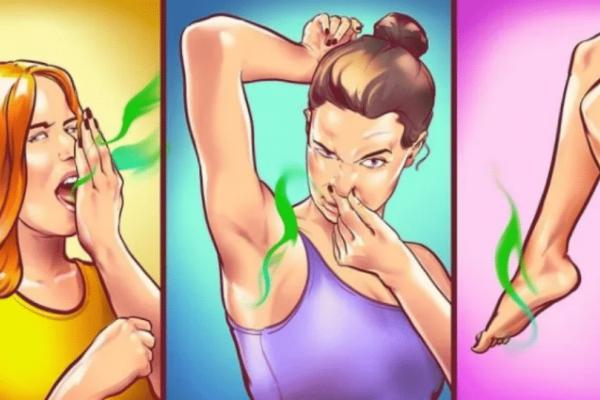 Μήπως τα πόδια, η αναπνοή ή οι μασχάλες σας μυρίζουν σαν κλούβιο αβγό; Δείτε τι σημαίνει αυτό για την υγεία σας!