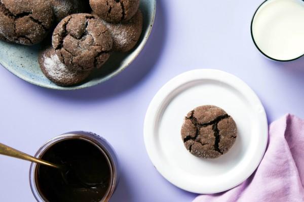 Φτιάξε τα πιο λαχταριστά μπισκότα με σοκολάτα (video)
