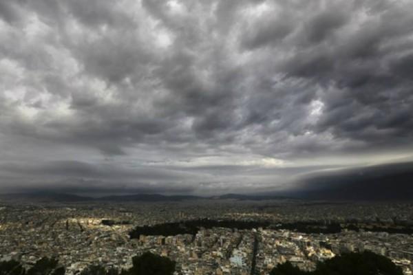 Καιρός: Συννεφιά και πτώση της θερμοκρασίας!