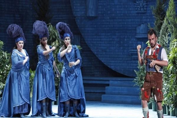 Ο Μαγικός Αυλός του Μότσαρτ: Η Κωμική Όπερα του Βερολίνου για πρώτη φορά στην Ελλάδα!