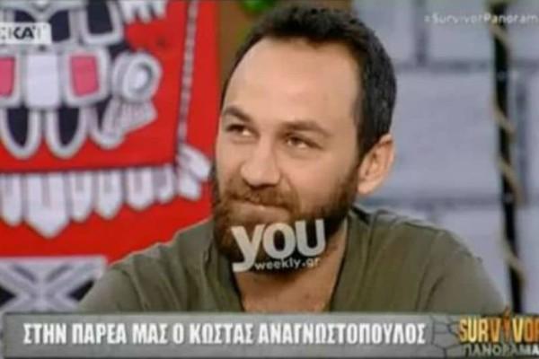 Survivor Panorama: Αποκάλυψη βόμβα από τον Αναγνωστόπουλο! Το «μπλόκο» του Τούρκου παραγωγού και ο λόγος που δεν τον είδαμε στο Survivor 2!