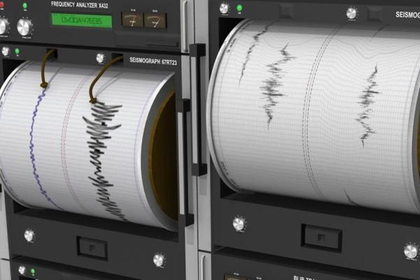 Ισχυρή σεισμική δόνηση στο Ιόνιο!