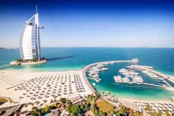 Τάσος Δούσης: Σας αποκαλύπτω ένα μυστικό για το Ντουμπάϊ που δεν ξέρει κανείς! Να γιατί πρέπει να το επισκεφτείτε το 2018