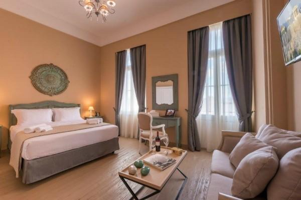 Ένα νέο φινετσάτο boutique hotel άνοιξε τις πόρτες του στη Πλάκα!
