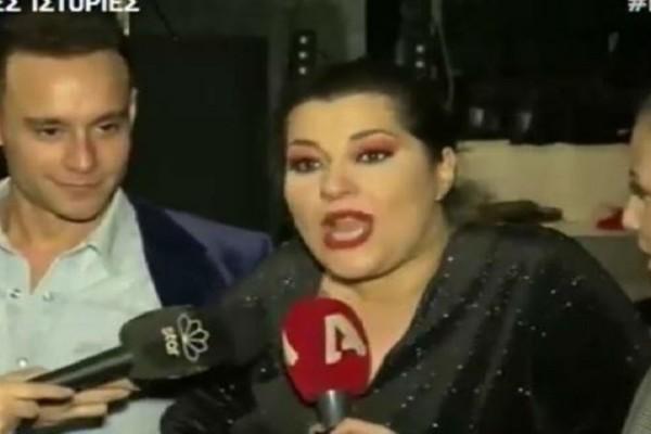 Κατερίνα Ζαρίφη: Η απίστευτη αντίδραση στην δημοσιογράφο όταν την ρώτησε αν είναι έγκυος: «Θα μας κάνετε και τεστ; Ουροκαλλιέργεια;» (Video)