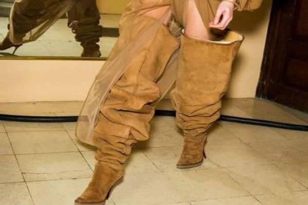 Οι μπότες UGG τώρα και ψηλοτάκουνες! Εσείς θα τις φορούσατε;