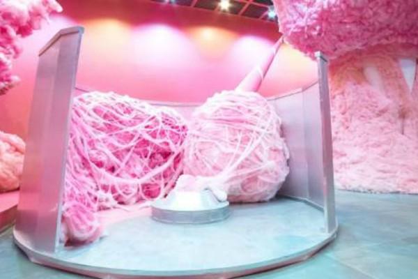 Ένα μουσείο αποκλειστικά και μόνο για γλυκατζήδες: Πελώρια ζαχαρωτά,μαλλί της γριάς και ντόνατς για δοκιμή!