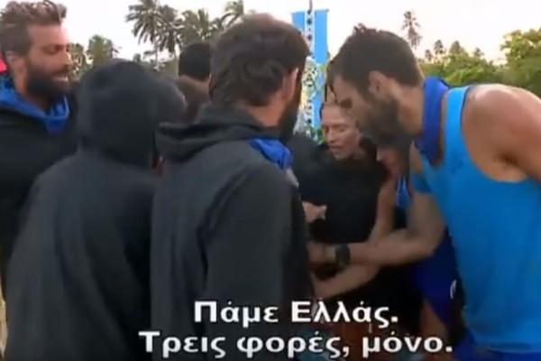 Survivor: Το Twitter έδωσε ρέστα για τον αγώνα Ελλάδα - Τουρκία- Ρουμανία: