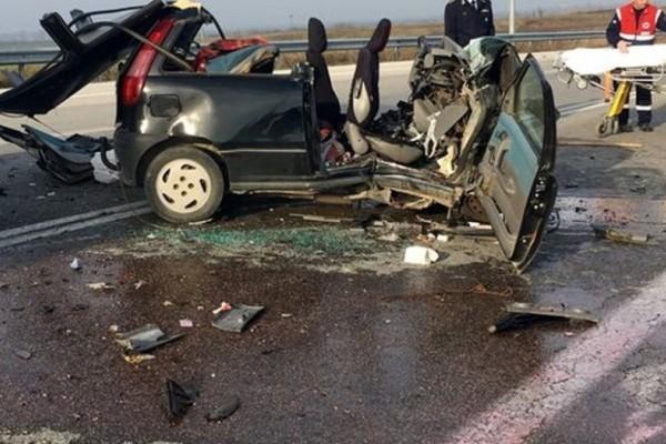 Τραγωδία: Σκοτώθηκε σε τροχαίο ο Ηλίας Παπαευθυμίου!
