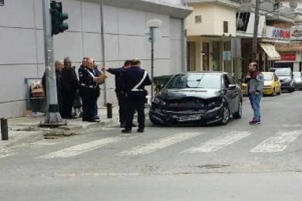 Τροχαίο για Έλληνα βουλευτή! (photos)