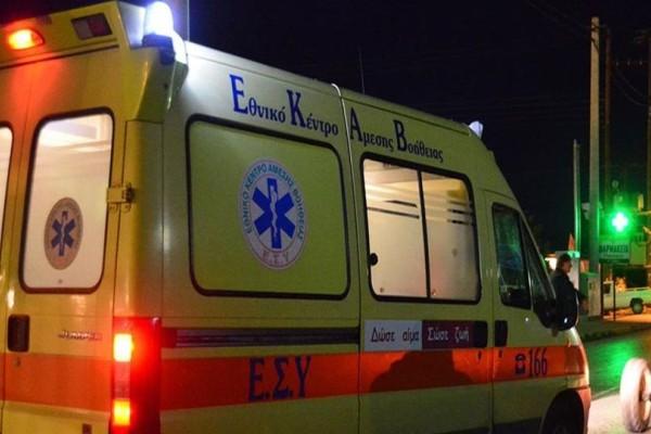 Τραγωδία στην Θεσσαλονίκη: Νεαρός άνδρας υπέστη ηλεκτροπληξία και έπεσε από ύψος επτά μέτρων!