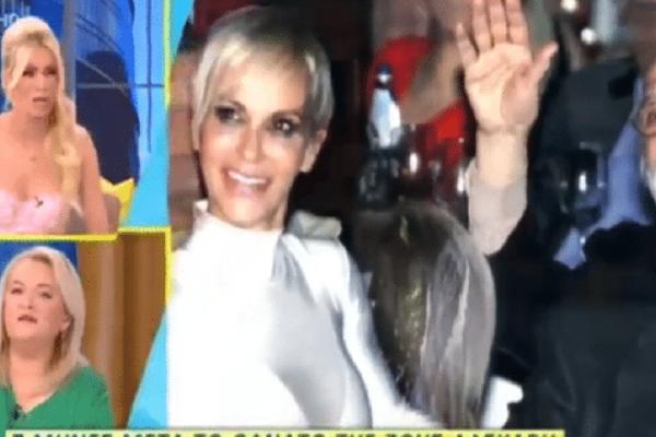 Κατερίνα Καινούργιου: Επιβεβαιώνει τη σχέση Λυκουρέζου - Καλογρίδη! Δείτε τι είπε... (Video)