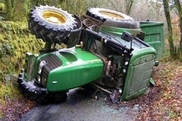 Νέα τραγωδία στην Κρήτη: Νεκρός αγρότης που καταπλακώθηκε από το τρακτέρ του!