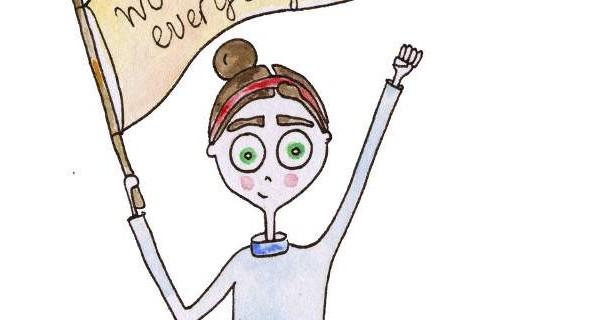 Η γυναίκα αλλιώς: 20+1 σκίτσα μιας Ελληνίδας καλλιτέχνιδος για την Ημέρα της Γυναίκας