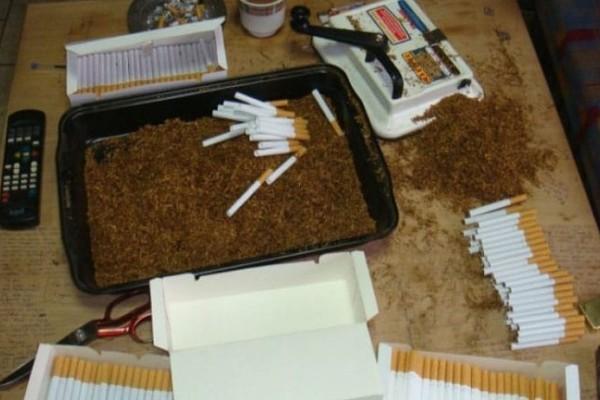 Συλλήψεις για εμπορία λαθραίου καπνού στο Ηράκλειο