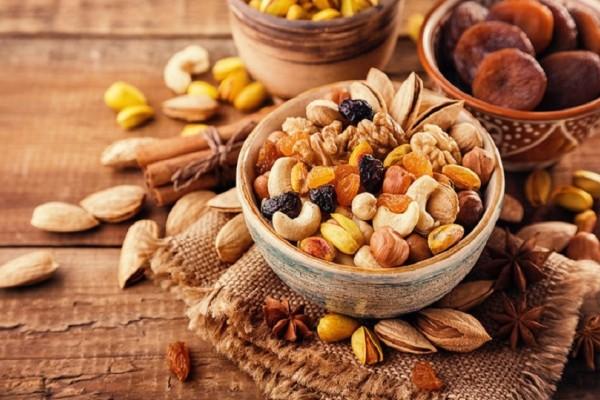 Τα οφέλη των ξηρών καρπών στην υγεία!