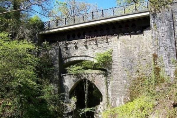 Πίσω στο χρόνο: Γέφυρα του διαβόλου - H ασυνήθιστη γέφυρα που άλλαζε ανά τους αιώνες!