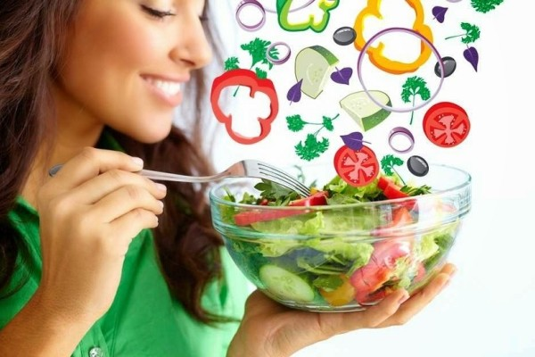 Χάσε κιλά τρώγοντας καθημερινά αυτές τις 4 τροφές!
