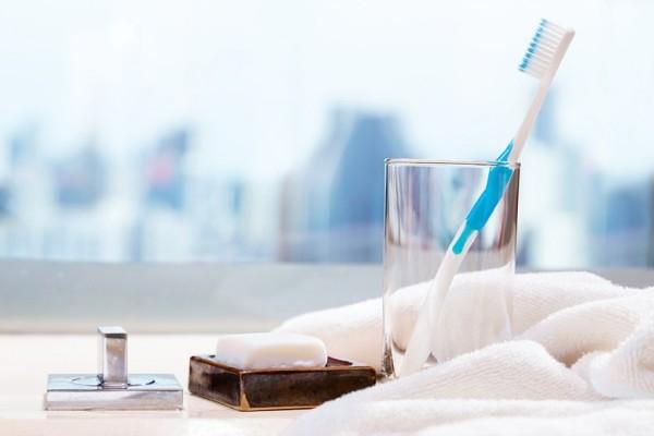 Ήσουν πρόσφατα άρρωστη; - Τι πρέπει να κάνεις με την οδοντόβουρτσά σου!