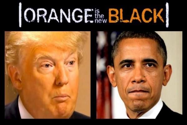 Έρωτας σε πορτοκαλί αποχρώσεις: Dating sites διαχωρίζονται ανάλογα με πολιτικές πεποιθήσεις εναντίον ή υπέρ του Τράμπ!