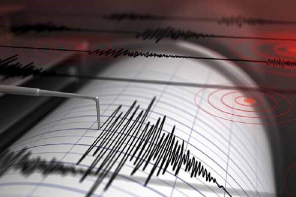 Σεισμική δόνηση «ταρακούνησε» την Αθήνα