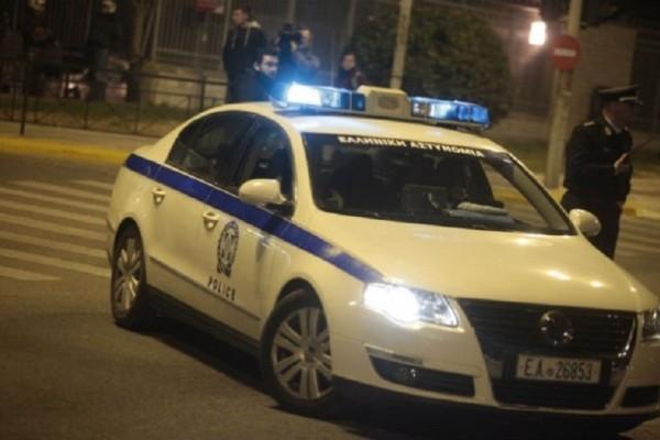 Βόμβα σε ακάλυπτο χώρο πολυκατοικίας στα Πατήσια! - Η αστυνομία αναζητά τους δράστες!